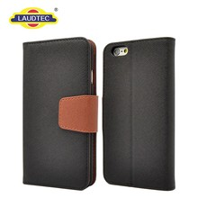 flip leather wallet stand magnetic case cover for iphone 6 / 6s