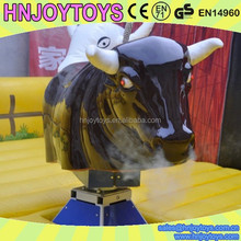 funny Inflatable Mechanical Bull,soft head mechanical bull rodeo,mechanical bull riding toys