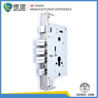 best brand italy mortise three point door locks imported