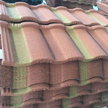 Zinc Aluminium Stone Chips Coated Roofing Sheets