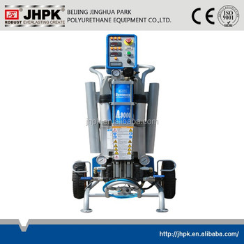 mining polyurethane spray foam machine JHPK-A9000