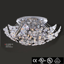 lamparas zhong shan 8 heads high power led ceiling lighting
