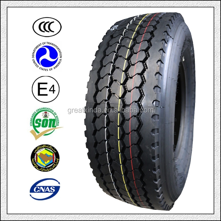truck tyre steer/tractor/drive truck tire, 385/65R22.5 315/80R22.5 trailer tires for all all positions