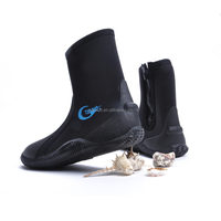 neoprene dive boots spearfishing