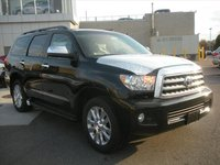NEW TOYOTA SEQUOIA