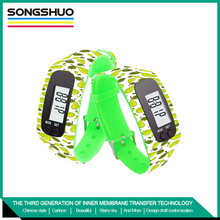 colorful popular silicone sport watch silicone led watch promotional gift for kids