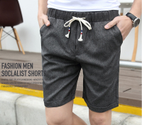 Summer new fashion men's casual slim fit beach Short Pants for sports