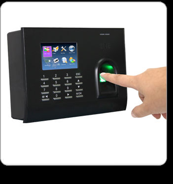 Security Device/Biometric Attendance Register with Free Installation Charge