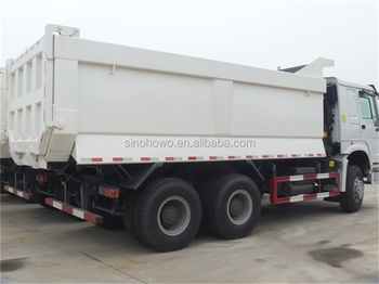 China Sinotruck HOWO 6x4 Dump Truck Tipper Truck Left hand steering Vehicle