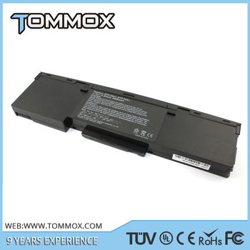 Tommox new computer product laptops battery for Acer BTP-58A1