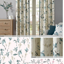 High quality 100% polyester used hotel curtains for living room
