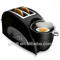 chinese super kitchen machine toast bread with the egg cooker