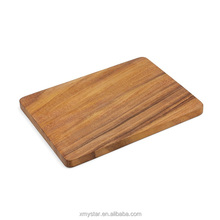 anti-bacteria acacia wood cutting board, cheese and pizza serving tray factory BSCI