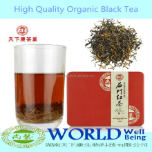 China Factory Supply 100% Natural Organic Best Low Price Black/ GreenTea Lose Weight Organic Black Tea