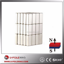 F10x5x3mm N50 Super Strong Neodymium Block Magnets, Powerful Rare Earth Block Magnets, Strong Fridge Magnets