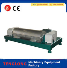 industrial dewatering use centrifugal machine