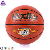 Rodler good grip fashion sports style hoop absorb sweat pu basketballs