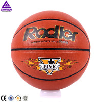 Rodler good grip fashion sports style street hoop absorb sweat PU basketballs