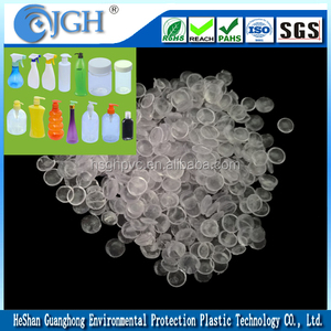 pvc granules for bottle