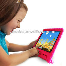 Hot pink new Light Weight Shock Proof Handle EVA Case for Kids Specially made for Kindle Fire HD 7 (will only fit Kin