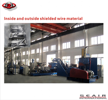 color changing plastic,Plastic master batch production line,Master Batch Pelletizing Machine