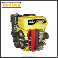 china manufactured portable powerful single cylinder china brand 186f diesel engine