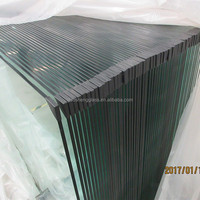 10mm 12mm Tempered Glass Fence Panels