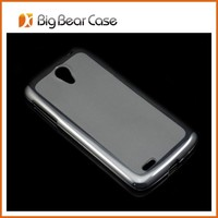soft tpu back cover cases for mobile phone lenovo s820