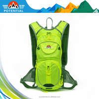 Wholesale online waterproof nylon Outdoor hydration backpack water bladder bag