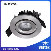 Home Automation 8W/6w wifi Zigbee led downlight fixture
