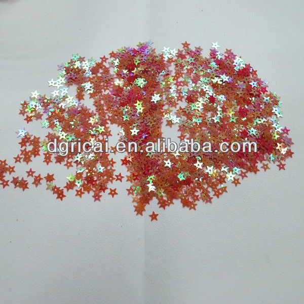 Plastic Spangle Sequins For Shoes