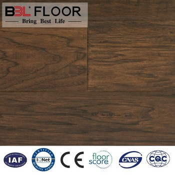 High quality Multi-layer Manchurian Ash Engineered Wood Flooring