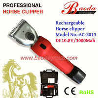 2015 New Design ACCU Horse Clipper