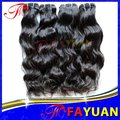 Natural Wave hair product 2018 Virgin Remy Human Brazilian Hair Extensions weft