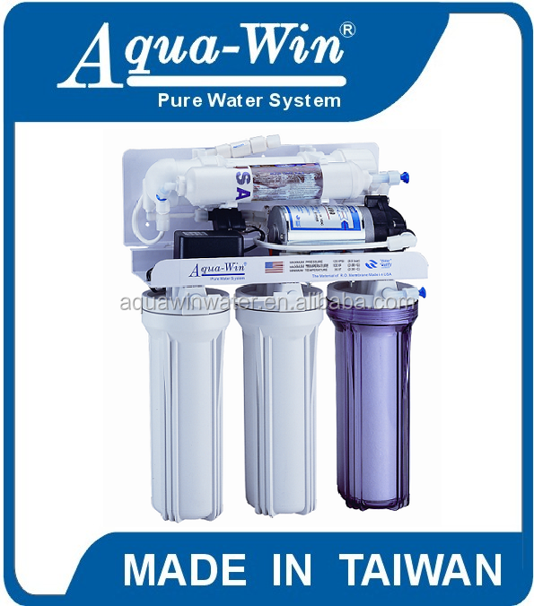 [ Model HY-3032 ] Aqua Water UV Home Water Filter Purifier Counter Top