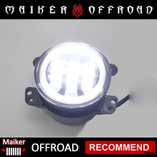 Led Headlight chrome Cover for Wrangler JK Car accessories