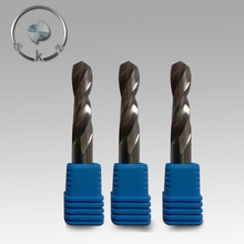 Inner coolant twist carbide drills bits for Steel Machining