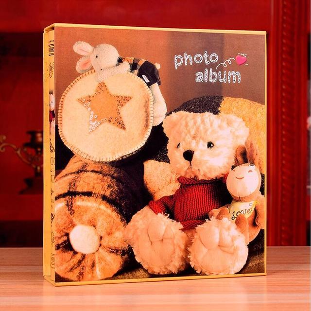 Cardboard Photo Album Vintage Foto