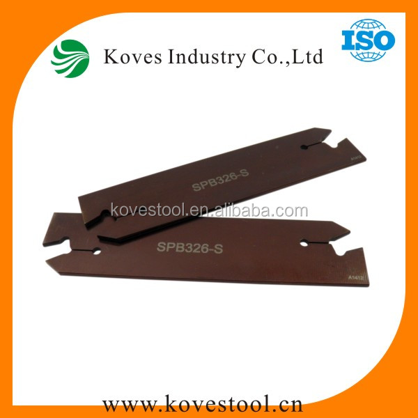 SPB326 maching tools cnc tools carbide blade types of boring tools SPB326