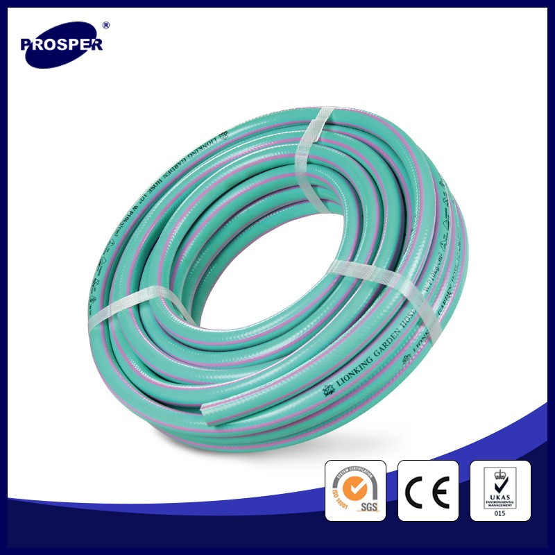 Premium quality PVC garden hose / garden hose pipe / Plastic garden hose world best selling products