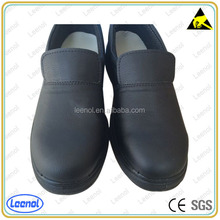 2016 SPU esd anti-static safety shoes/cleanroom safety shoes/antistatic clean shoes ESD safety work shoes