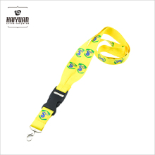 Promotion cheap custom lanyards no minimum order