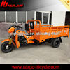 250cc truck cargo tricycle/four wheel motorcycle
