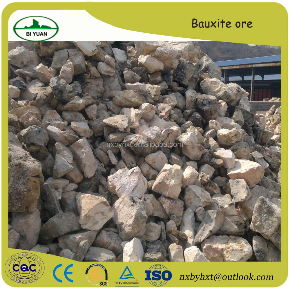 Competitive price bauxite with Welding grade