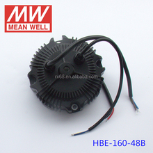 Meanwell 160W 48V DC output dimmable LED Driver HBG-160-48B
