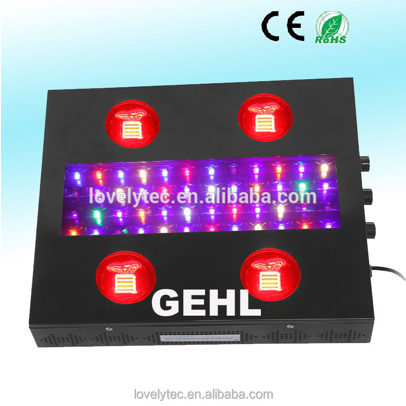 Brand new hydroponic led grow light spectrum king with low price