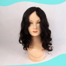 Wholesale European Kosher Wig Virgin Hair Lace Front