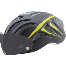 Spain fashion eps high quality mountain bicycle helmet with lenses Aerodynamic bike helmet mountain bike helmt(FT-59.2)