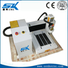 mini cnc router pcb making driling machine with DSP control system Hiwin Round rail Taiwan TBI ball screw water cooling spindle