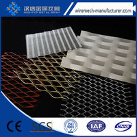 trade assurance alibaba china manufacture stainless steel expanded metal catwalk mesh